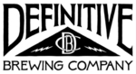 Definitive Brewing Co. Kittery Logo